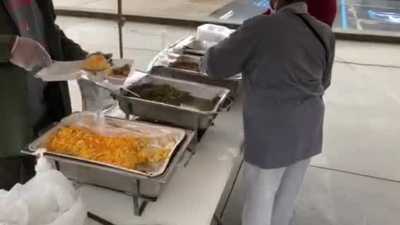 High Point church offers free meals for Thanksgiving