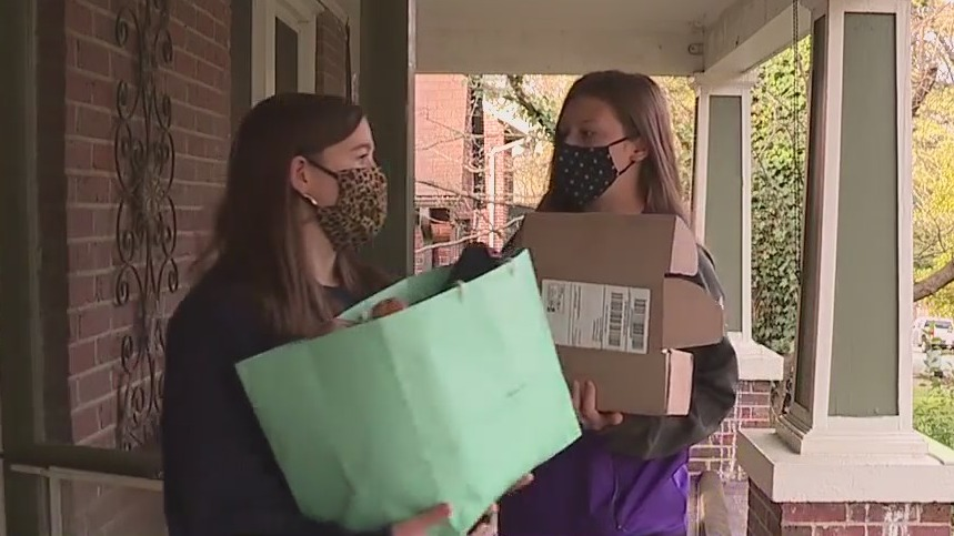 Greensboro teens seize moment to expand their project benefitting local homeless community