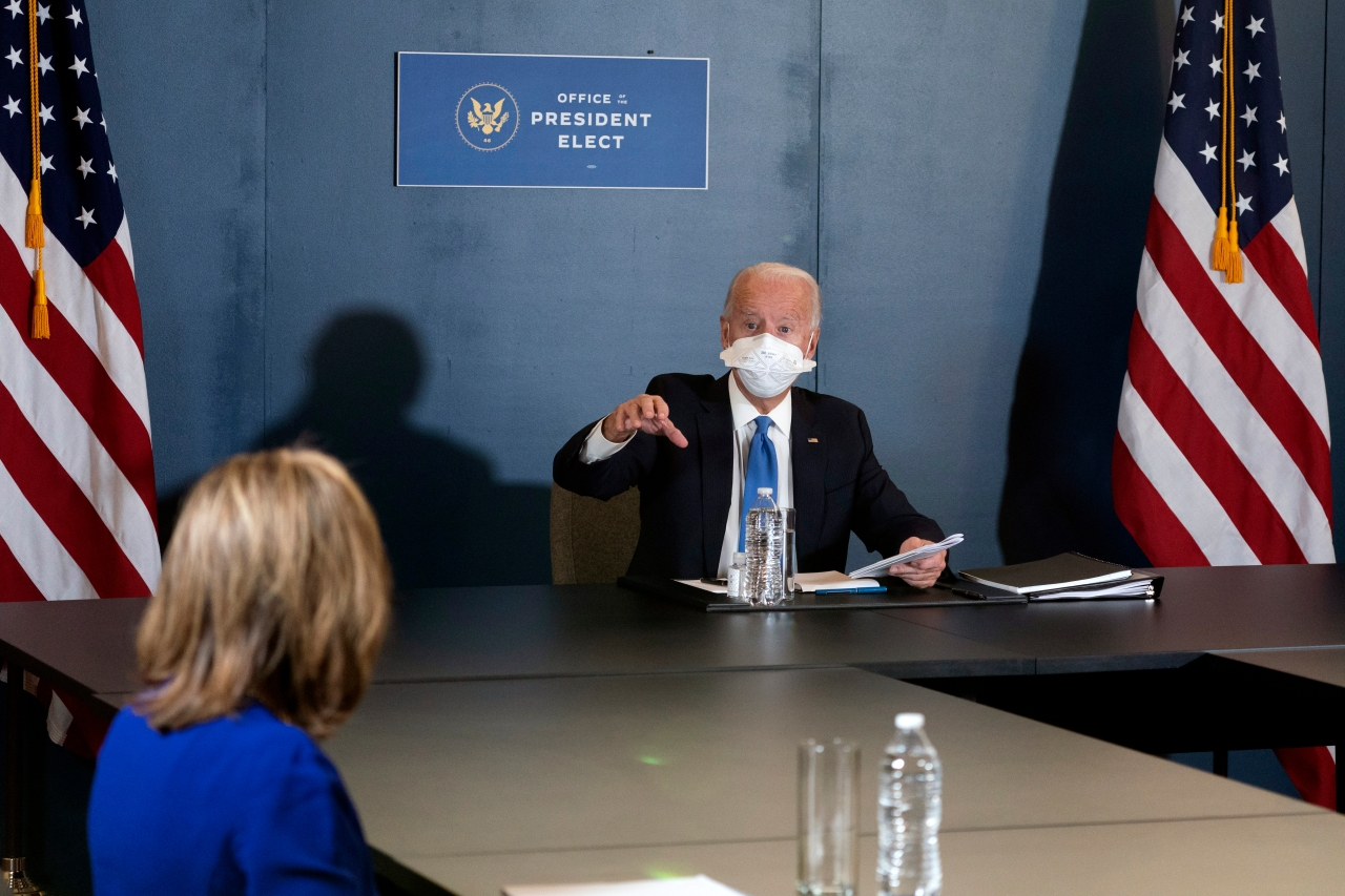 'No more room for delay': President-elect Biden wants emergency COVID-19 aid – WGHP FOX 8 Greensboro