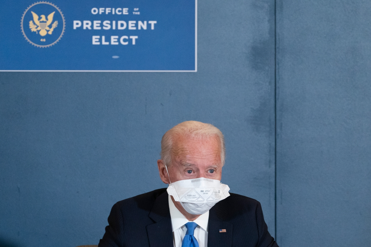 President-elect Biden wants Congress to pass emergency COVID aid this year