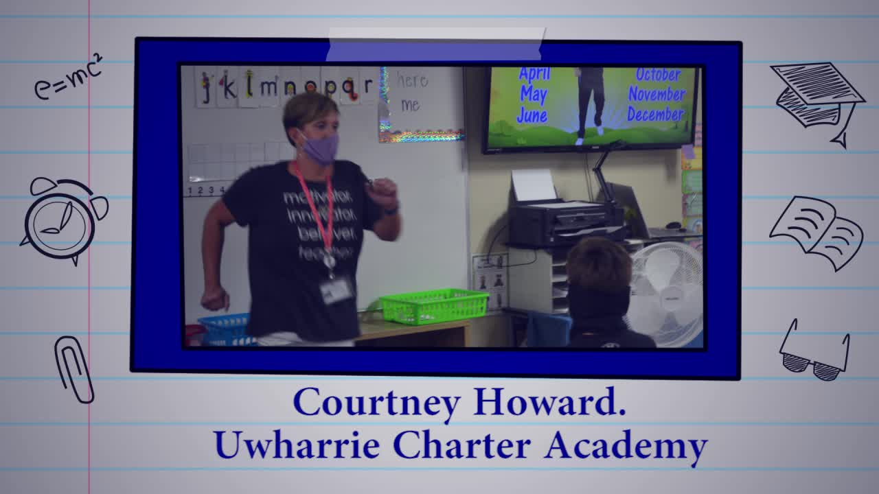 Educator of the Week: Courtney Howard