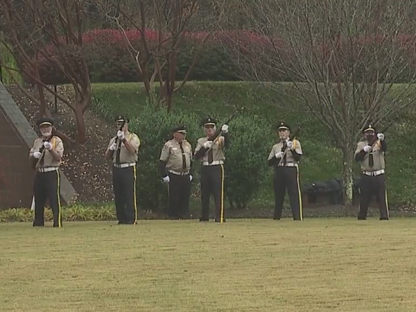 Veterans Day ceremony held at Vietnam Veterans Memorial Park in Davidson County