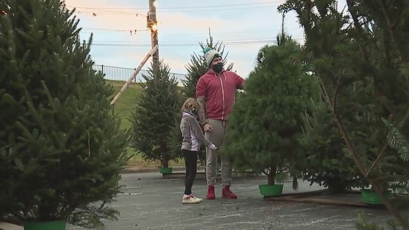 National Christmas tree shortage impacting prices locally