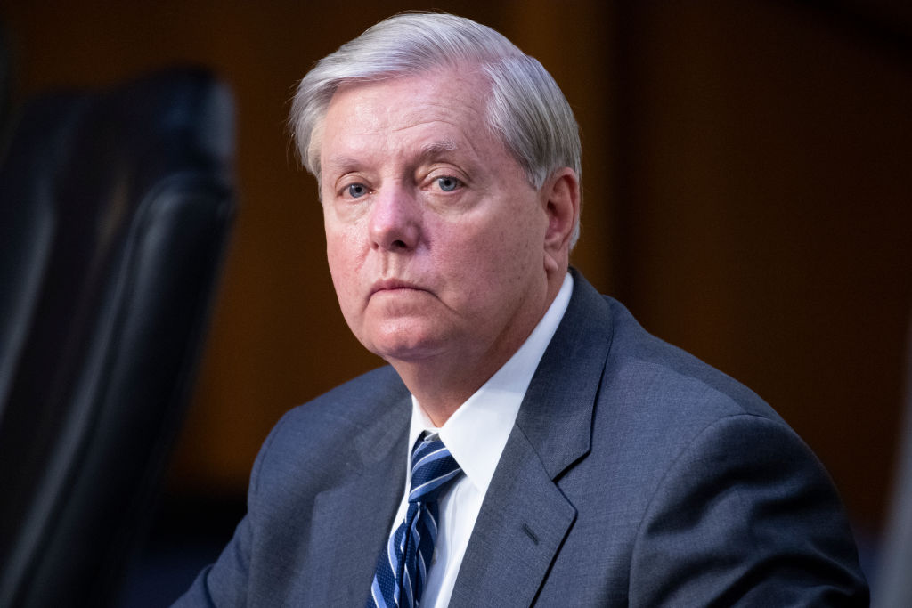 Lindsey Graham (Photo by Tom Williams-Pool/Getty Images)