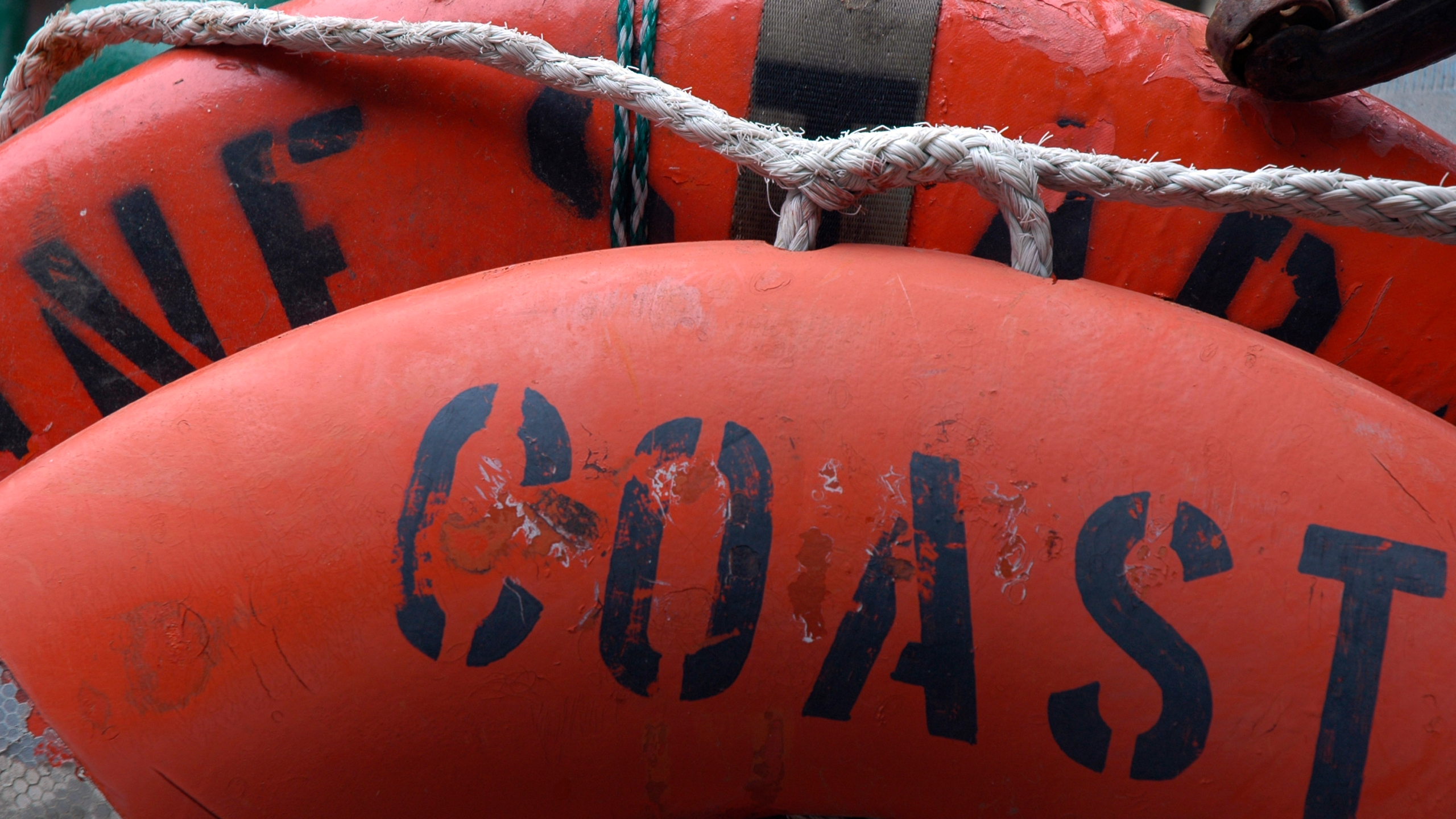 Old Coast Guard Lifesavers (Getty Images)