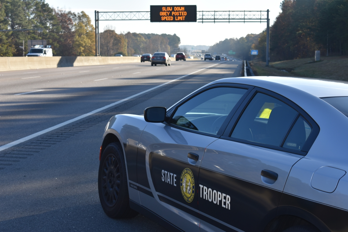(Courtesy of N.C. State Highway Patrol)