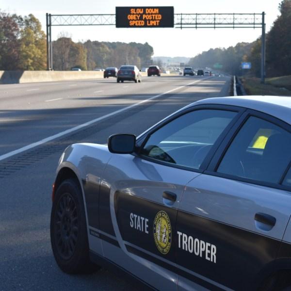 (Courtesy of N.C. State Highway Patrol)