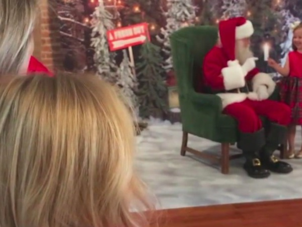 Extra precautions being taken for visits with Santa amid pandemic