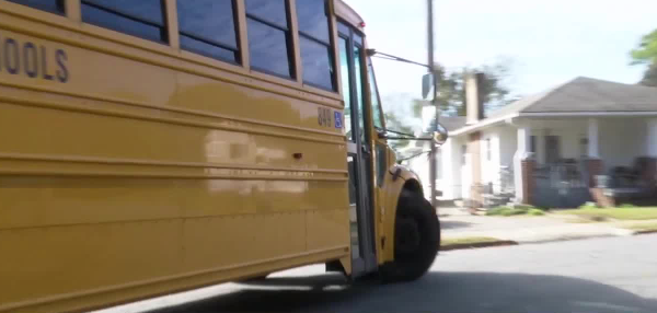 WSFC school bus drivers to hold meeting to discuss COVID safety concerns driving bus routes