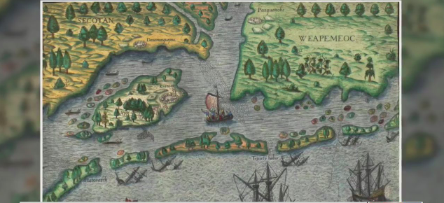 Buckley Report: Was the Lost Colony every truly lost?