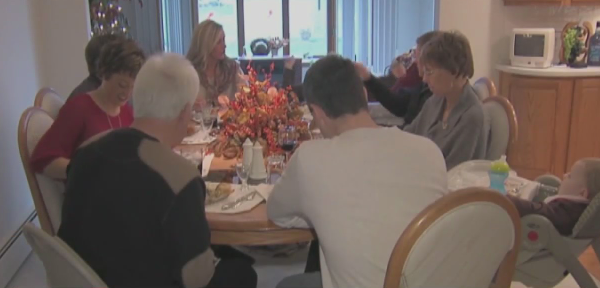 Health experts issue warning as we head into Thanksgiving