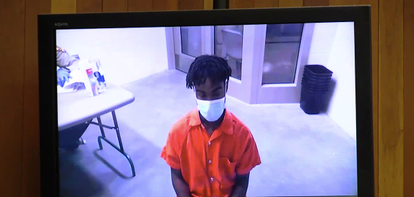 Man arrested in Greensboro courthouse shooting faces more than 2,000 months in jail