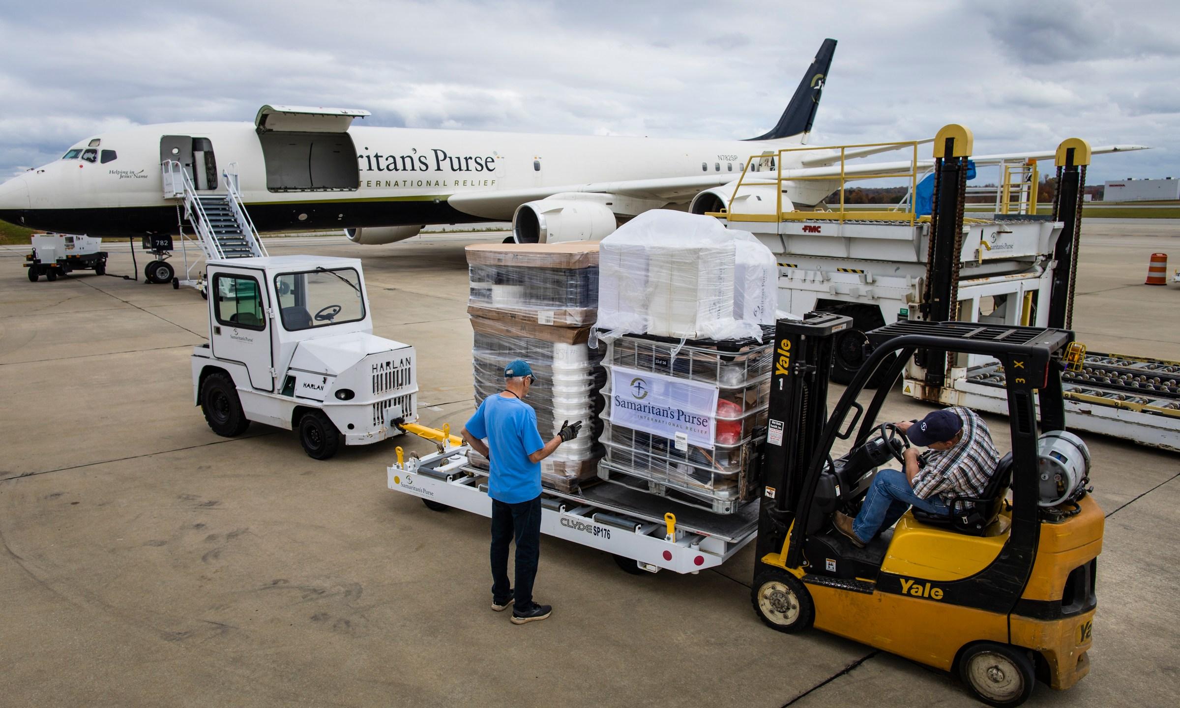 Boone-based Samaritan's Purse to fly to Honduras after Hurricane Eta left trail of destruction (Courtesy of Samaritan's Purse)