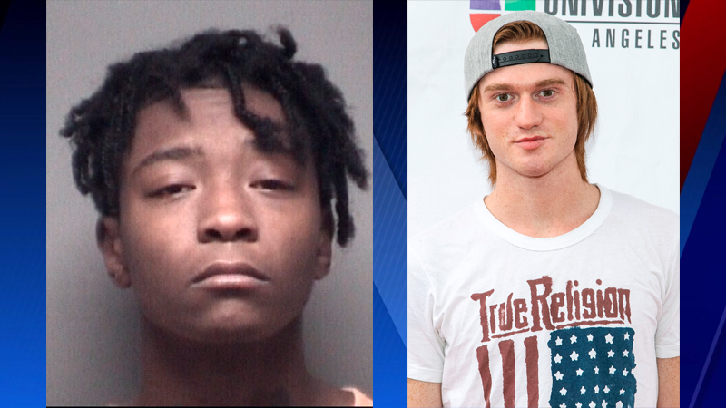 Teenager arrested in slaying of actor Eddie Hassell in Texas