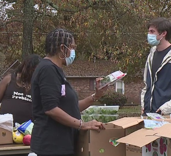 Hope to Thrive makes sure Winston-Salem community has access to healthy produce and meals