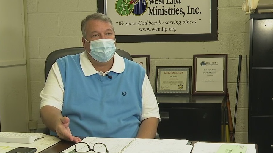 West End Ministries helps those hit hardest by pandemic