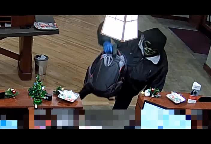 FBI trying to capture 'Too Tall Bandit' who robbed NC bank recently during decade-long robbery spree through the south