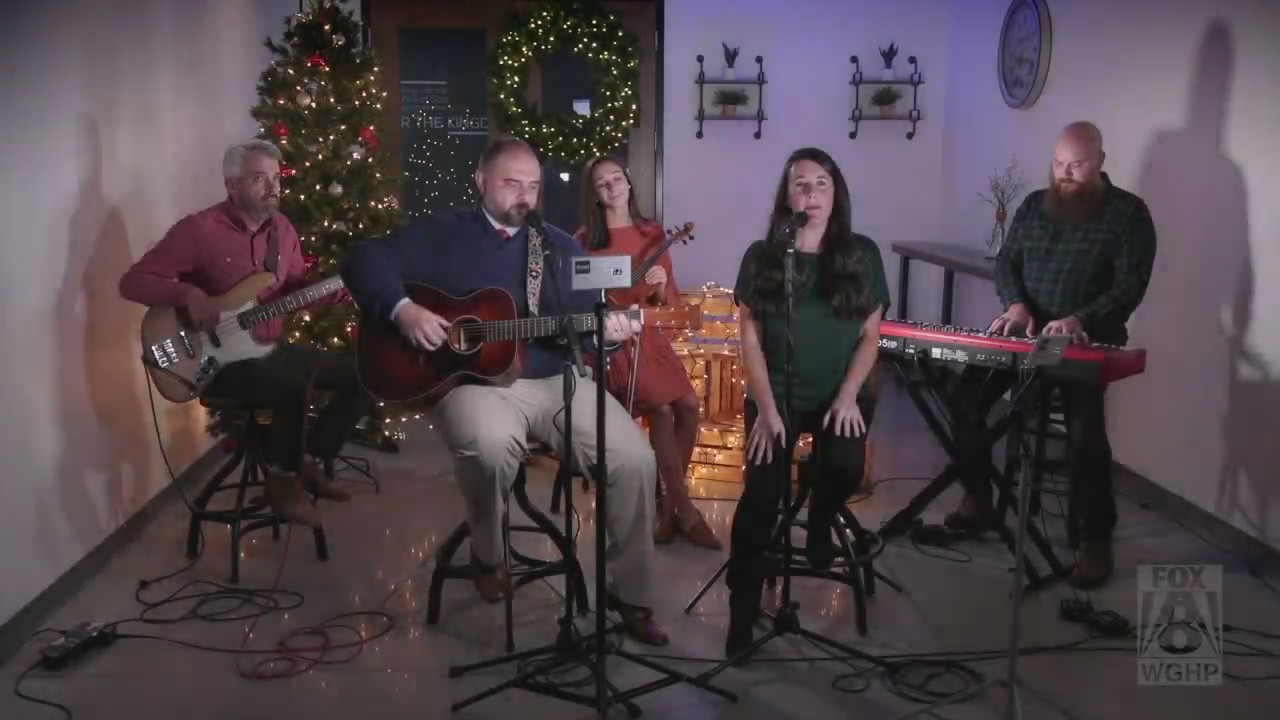 Watch the FOX8/Old Dominion Triad Holiday Concert to raise canned food donations for the Salvation Army