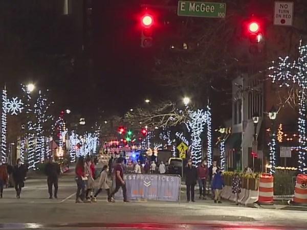 Light the Night kicks off in downtown Greensboro
