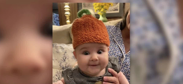 Local woman makes special hats for newborns