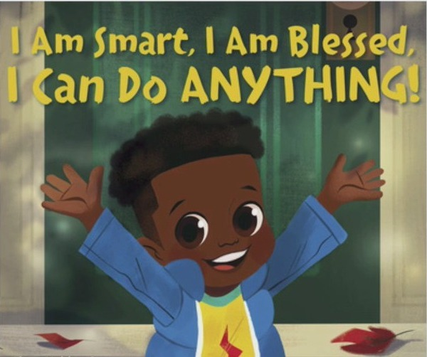 Viral video of boy's self-affirming mantra leads to inspirational new book