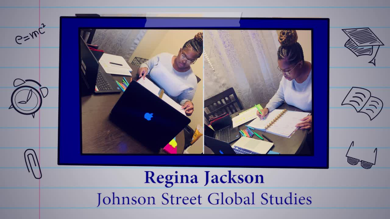 Regina Jackson is our Educator of the Week