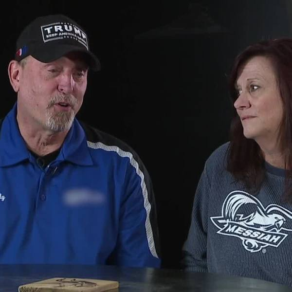 Project 2021, part 2: Forsyth County couple counting their blessings after all the hardships 2020 brought