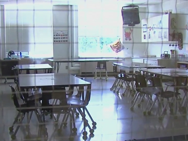 Guilford County Schools 3rd-5th graders return to classroom for in-person learning