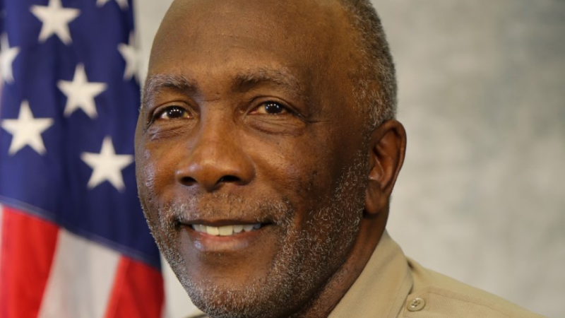 The Guilford County Sheriff's Office is mourning the loss of retired Detention Officer Raymond Perry