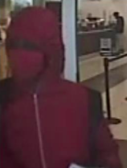 Greensboro police asking for public's help identifying bank robbery suspect