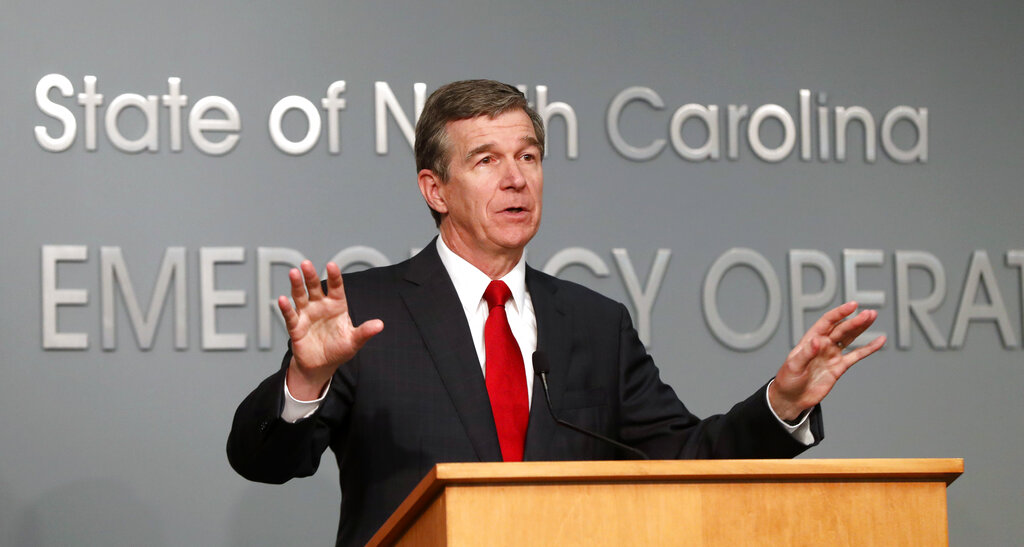 Cooper activates National Guard for security in Washington, Raleigh
