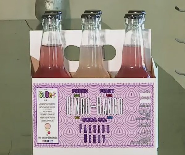 Looking for a different taste? There's a soda that's made in North Carolina