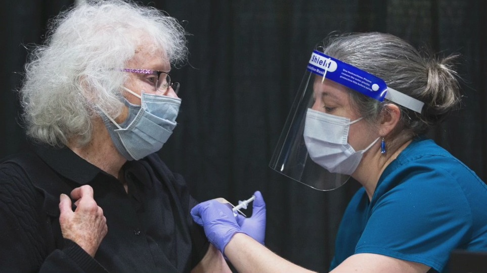 Cone Health surpasses COVID-19 vaccine goal on first day of large-scale clinic at Greensboro Coliseum