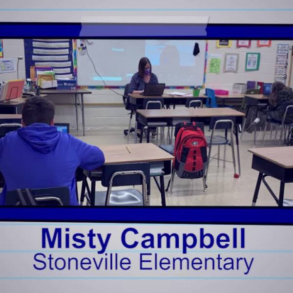 Misty Campbell is our Educator of the Week