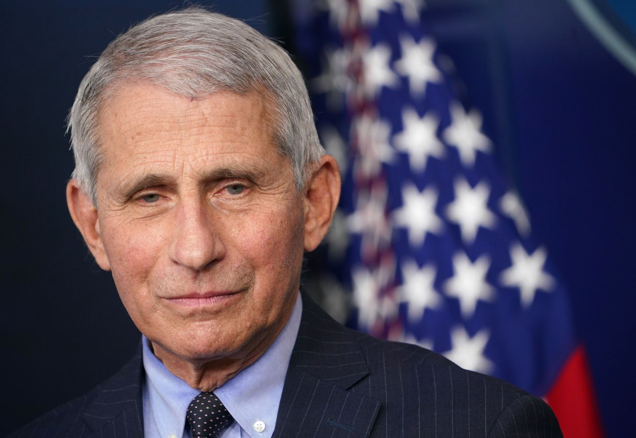 Dr. Anthony Fauci wins $1 million prize for 'defending science' - WGHP FOX 8 Greensboro