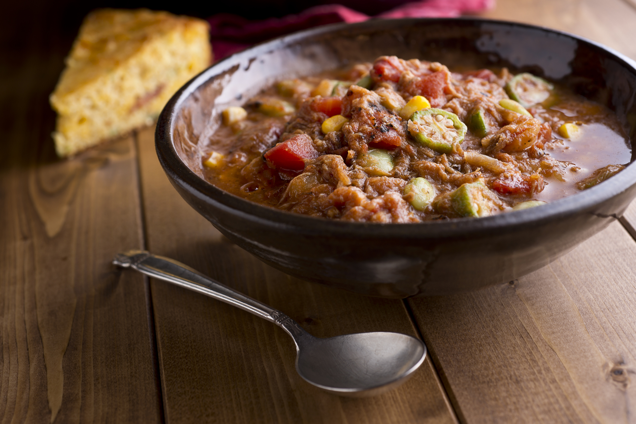 Traditional Brunswick Stew. (Getty Images)