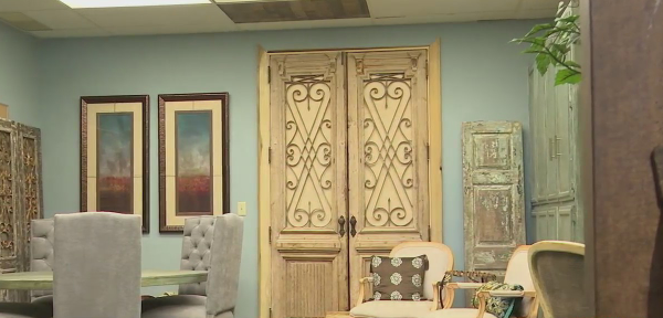 Blast from the past: Vintage Doors and Interiors in Greensboro turns modern doors into antique masterpieces