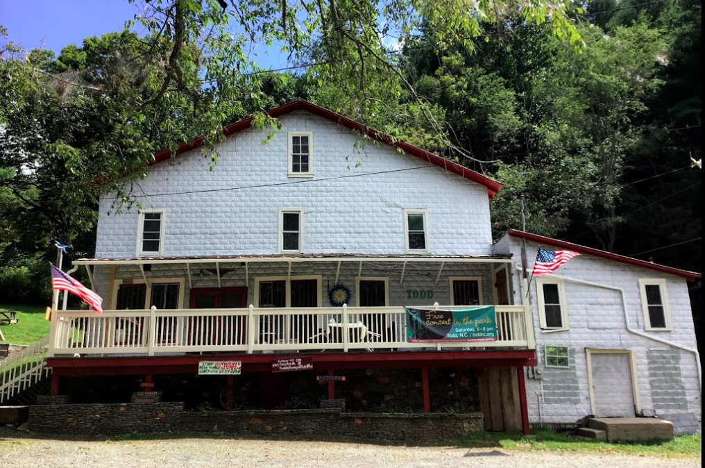 Todd General Store (Google Maps)