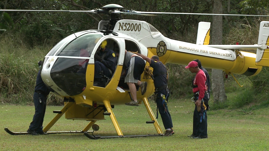 Hikers in Hawaii going off beaten path could soon pay for their own rescue