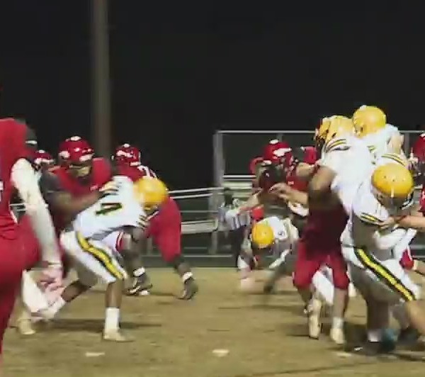 High school football is back in the Triad, giving parents and players more hope for the future