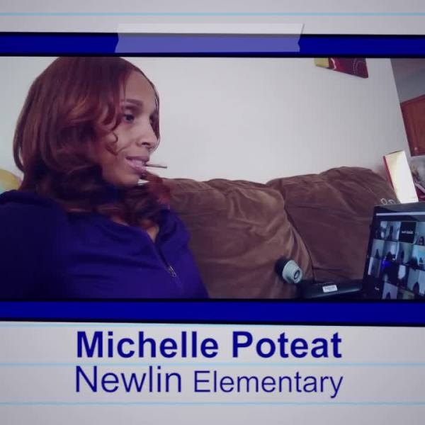 Michelle Poteat is our Educator of the Week