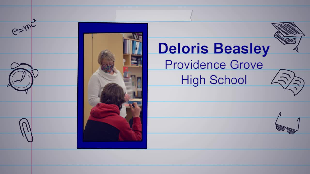 Educator of the Week: Deloris Beasley