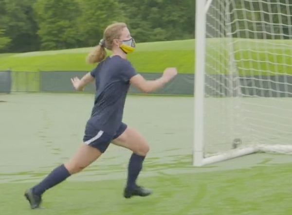 UNCG soccer player says FBI internship encouraged her to pass on opportunities to next generation