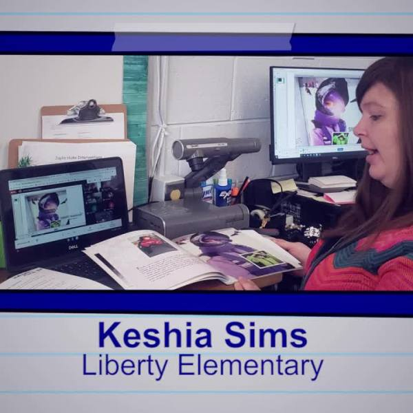 Keshia Sims is our Educator of the Week