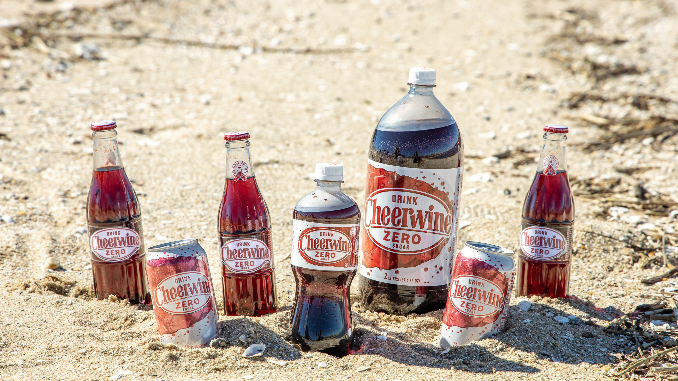 Diet Cheerwine replaced with Cheerwine Zero Sugar