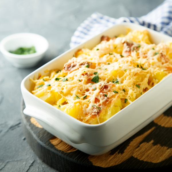 Potato gratin (Getty Images)