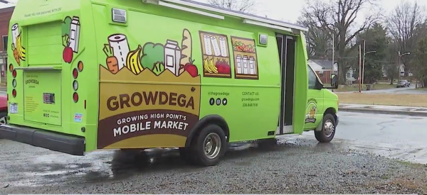 """Growing High Point's """"Growdega"""" brings food to those who need it"""