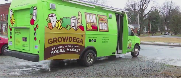 "Growing High Point's ""Growdega"" brings food to those who need it"