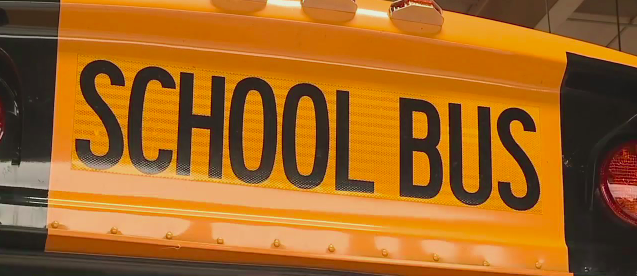 Kids left on school bus in Thomasville while driver said he was going to get 'good kids a snack,' parent says