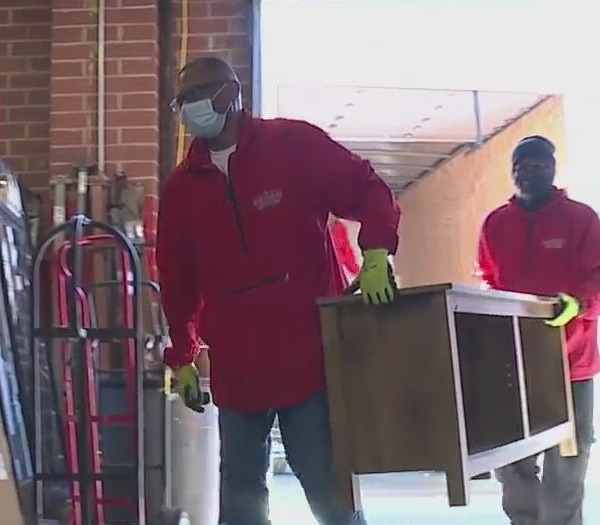 Greensboro furniture bank helps those who have lost everything